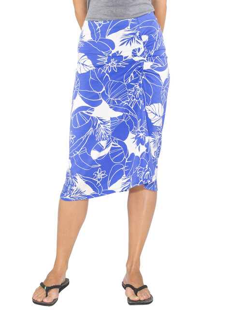 Patagonia Dream Song Skirt Women Valley Flora: Imperial Blue